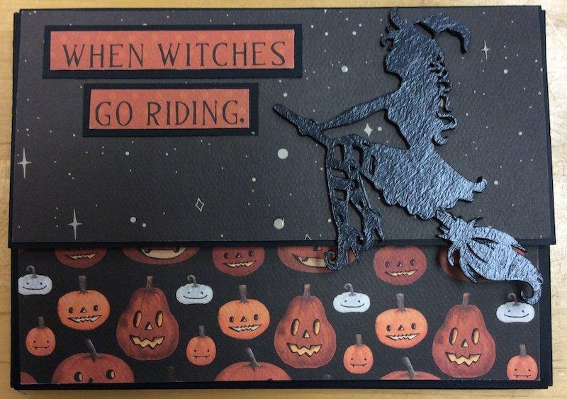 Halloween Wallet