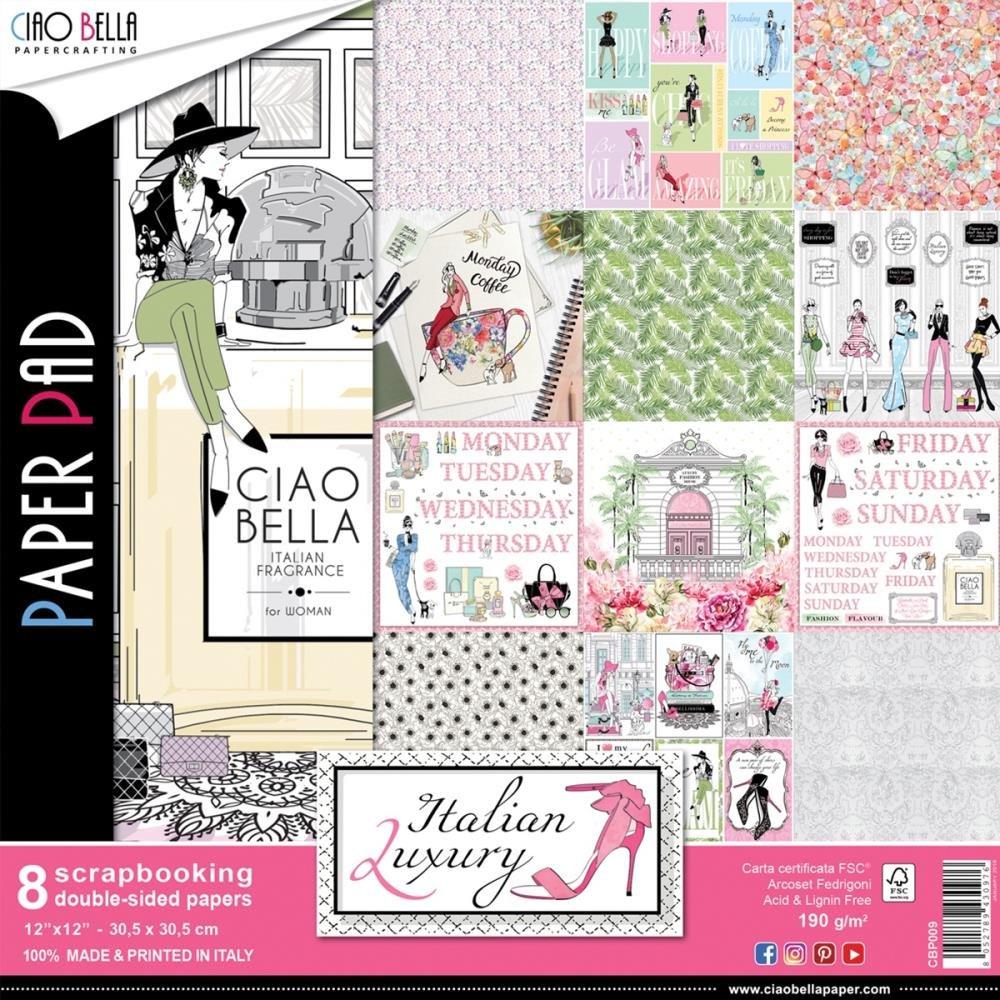 Ciao Bella Italian Luxury Paper Pack