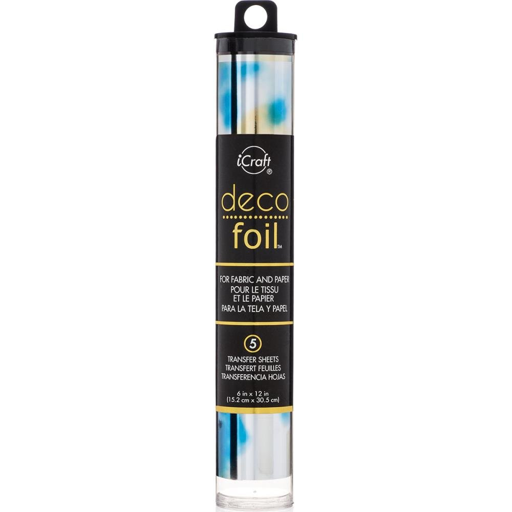Deco Foil Lapis Watercolor Transfer Sheets