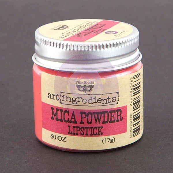 Finnabair Art Ingredients Mica Powder Lipstick