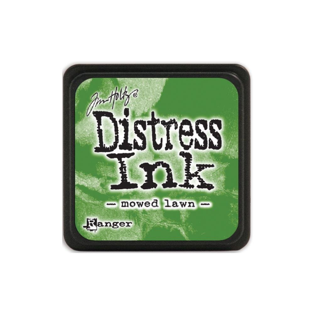 Tim Holtz Distress ink pad Mini Mowed Lawn