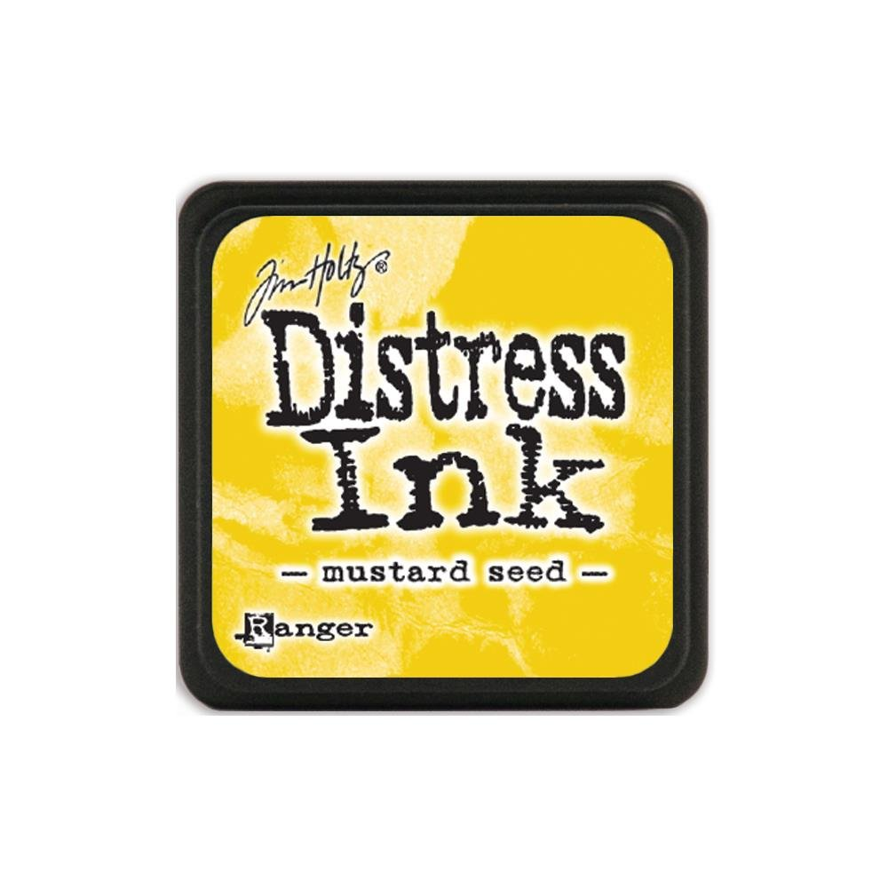 Tim Holtz Distess ink pad Mini Mustard Seed