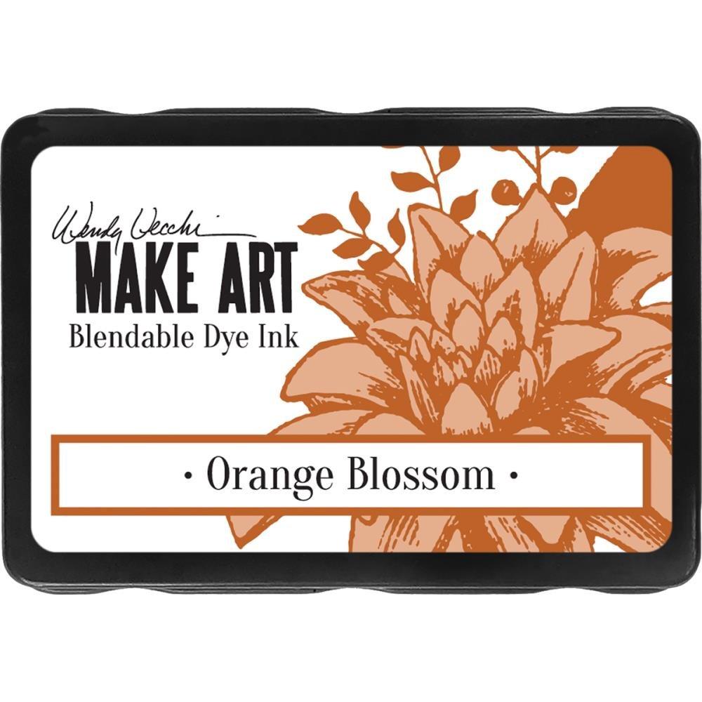 Wendy Vecchi Make Art Blendable Dye Ink Orange Blossom