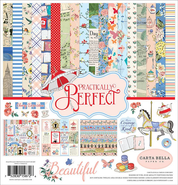 Practically Perfect Paper Pack