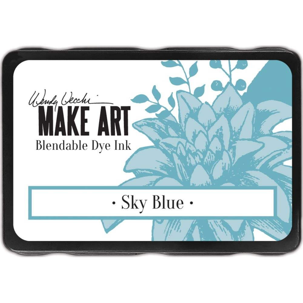 Wendy Vecchi Make Art Sky Blue Blendable Dye Ink Pad