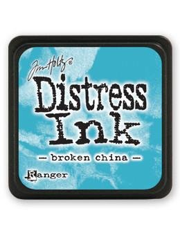 Tim Holtz Distress Ink pad Mini Broken China