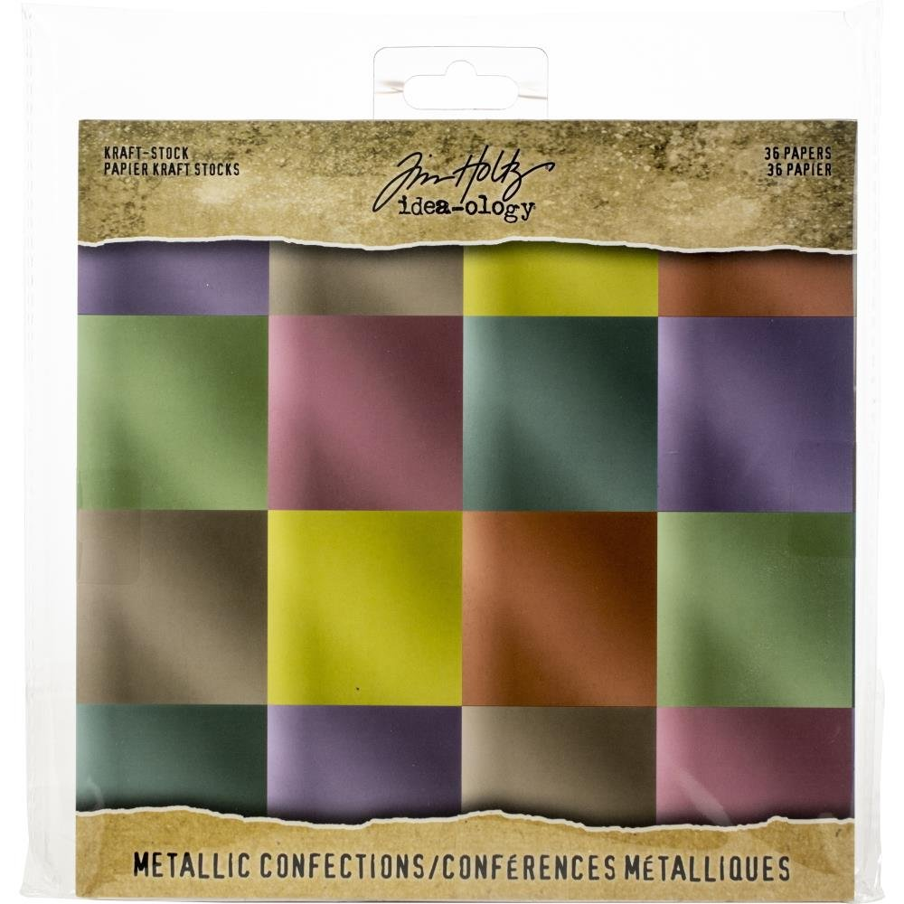 Tim Holtz Metallic Confections
