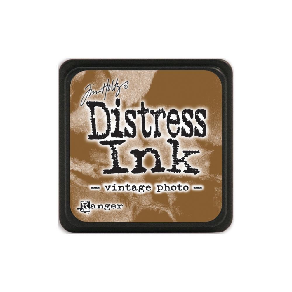 Mini Vintage Photo Distress Ink Pad