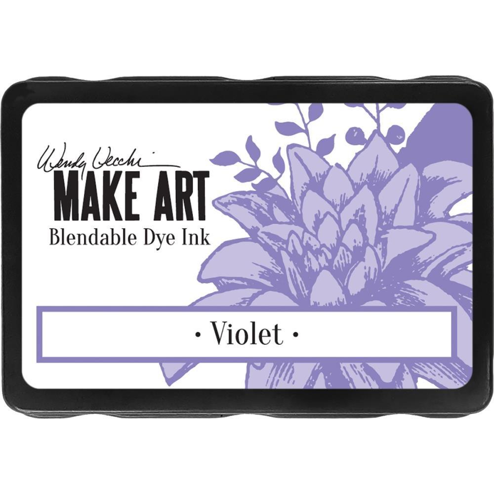 Wendy Vecchi Make Art Blendable Dye Ink Violet