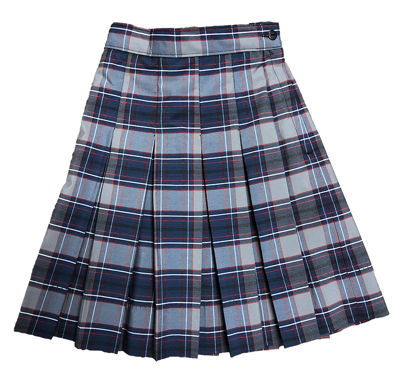 Skirt - Plaid 45