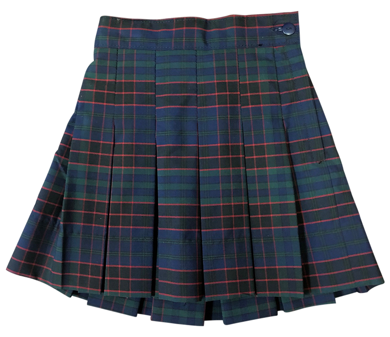 Skirt - Plaid 55