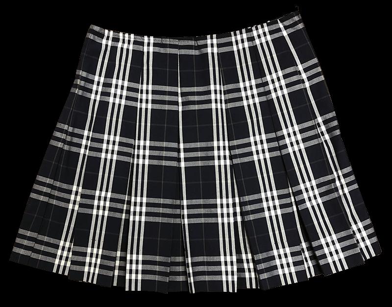 Skirt - Plaid 18