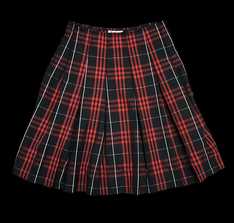 Skirt - Plaid 37