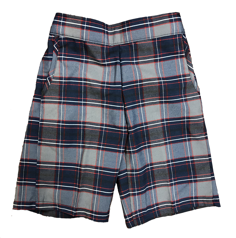Walking Short - Plaid 45