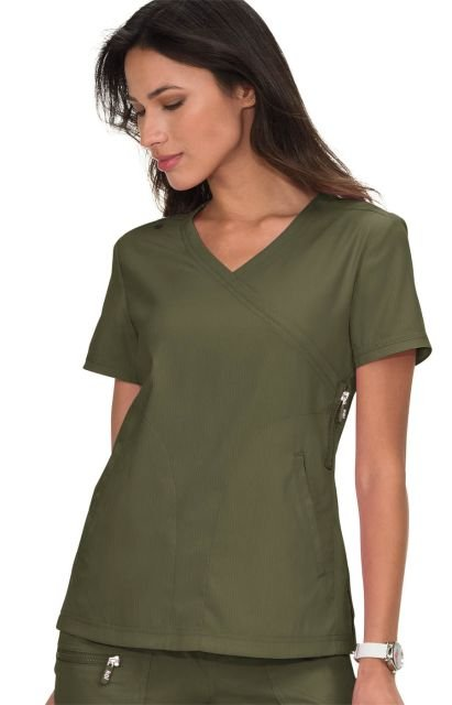 koi Lite Philosophy Top - Olive