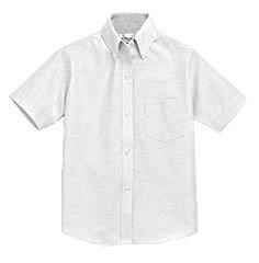SHB Ladies Oxford - Short Sleeve - White