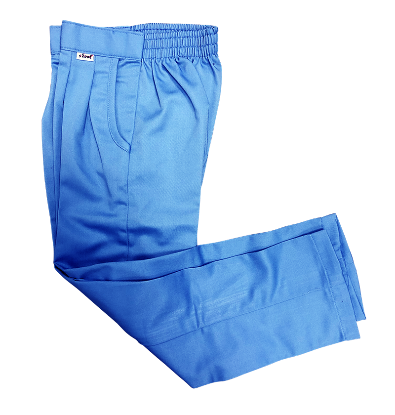 Pants - Girls Flat Front - Plaid #21