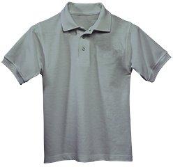 SHS Short Sleeve Knit - Grey