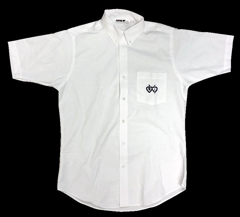 ASH Oxford - Short Sleeve - White