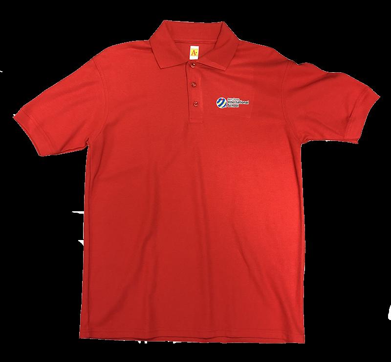 BRIS Knit - Pique Short Sleeve - Red