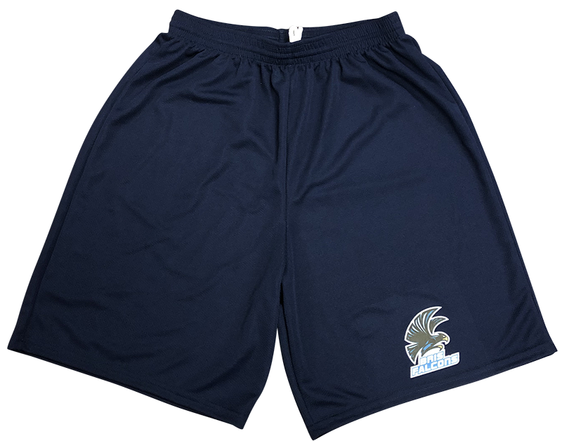 BRIS PE Shorts - Navy