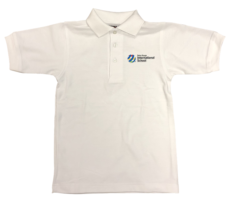 BRIS Knit - Pique Short Sleeve - White