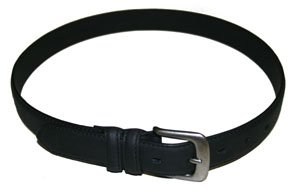 Belt - Leather - Black