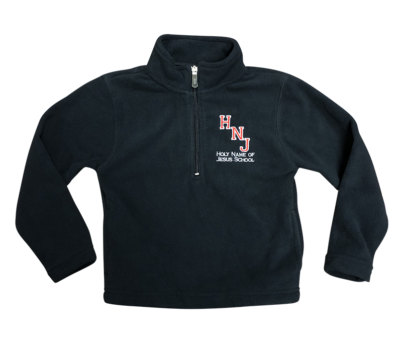 HNJ 1/2 Zip MicroFleece - Navy