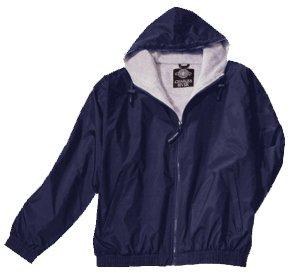 LMS Jacket - Hooded - Navy