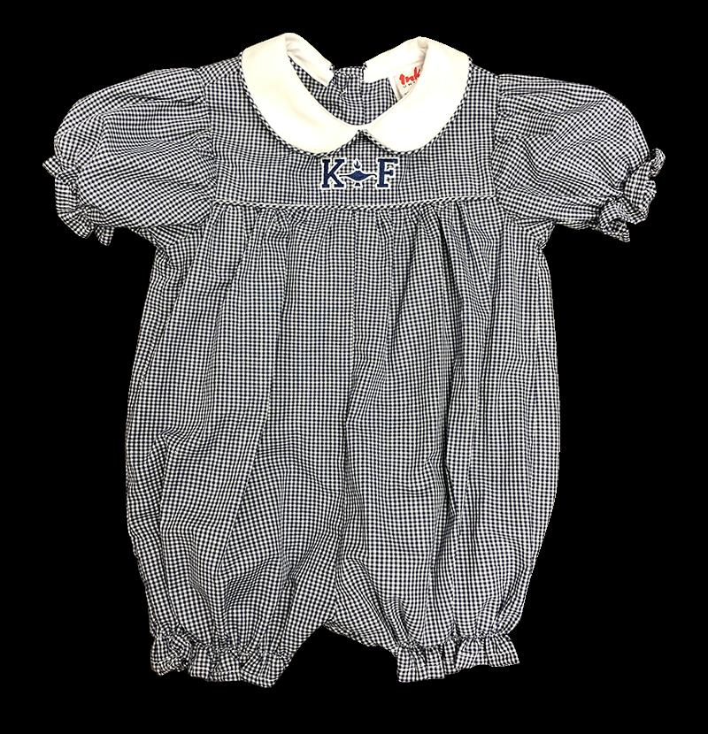 Kehoe-France Bubble Suit - Plaid 34