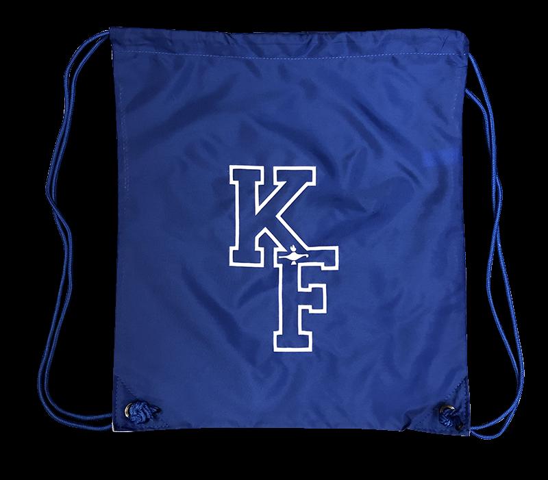 Kehoe-France PE Bag - Royal