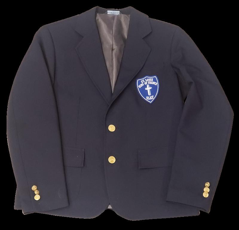 SLKF Boys Blazer - Navy