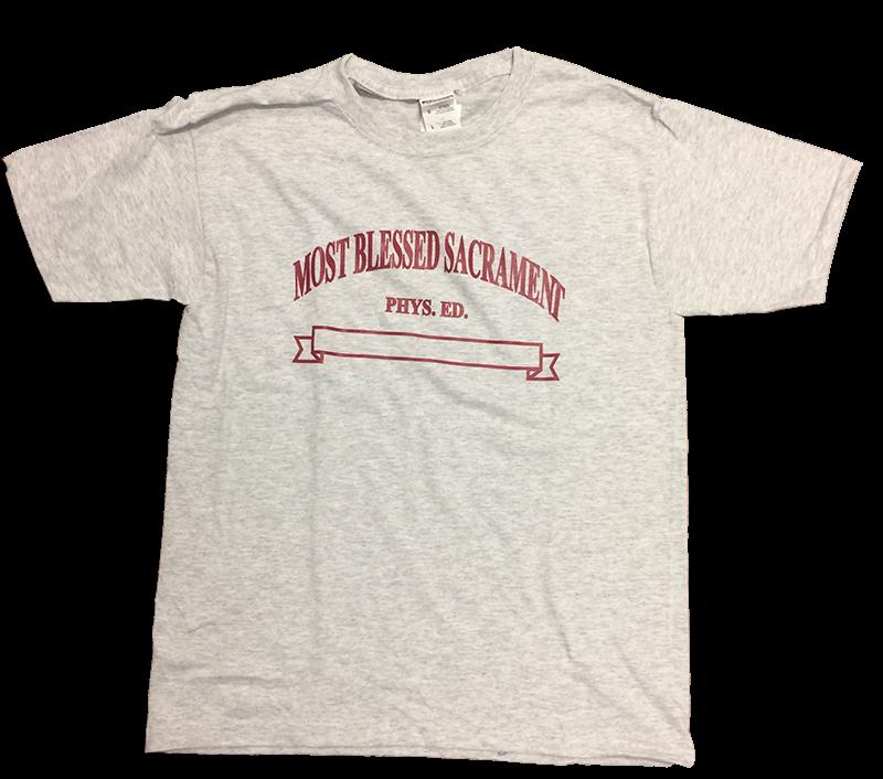 MBS PE Shirt