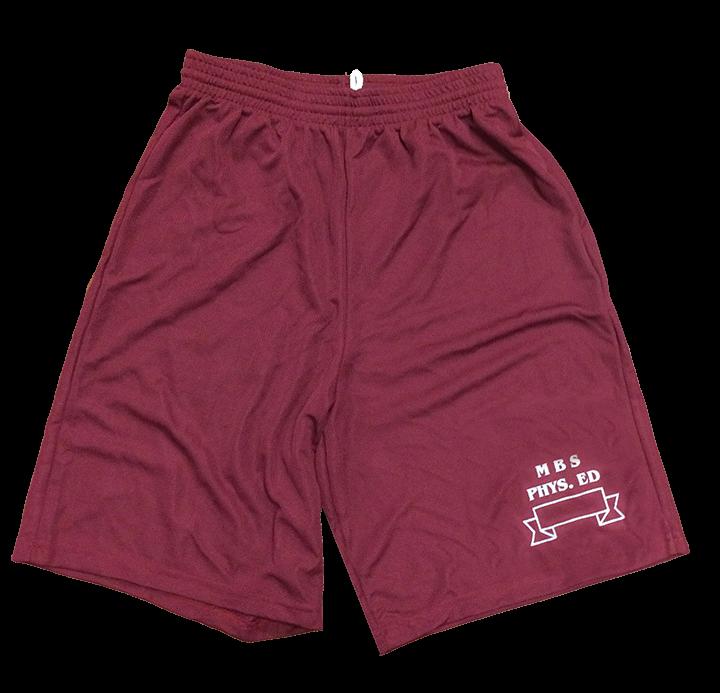 MBS PE Shorts