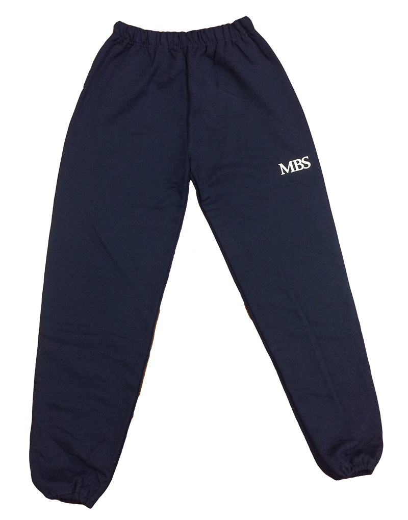 MBS Sweatpants - Navy