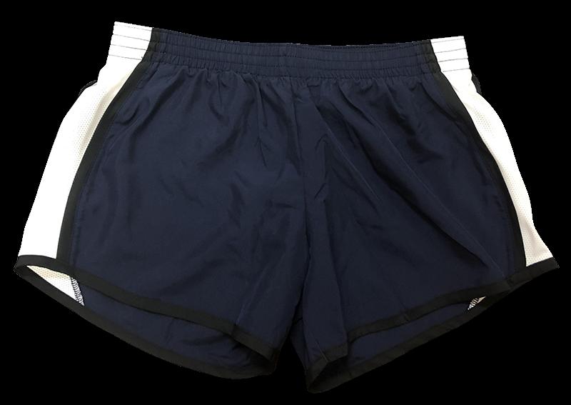 Ladies Jr. Fit  Short - Navy