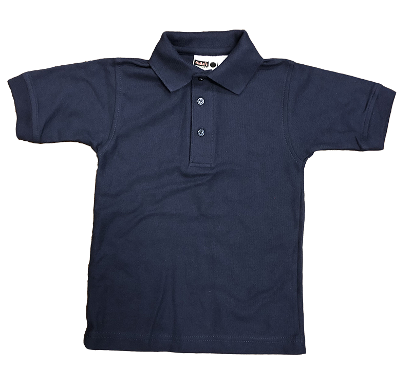 Knit - Pique Short Sleeve - Navy