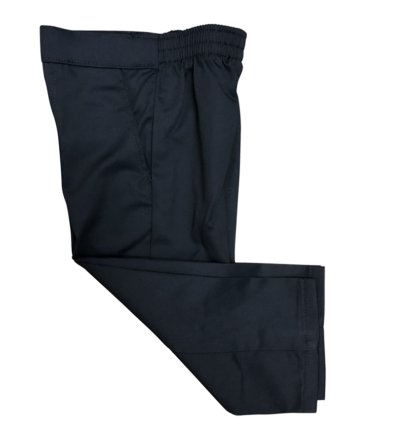 Pull-on Pants - Navy