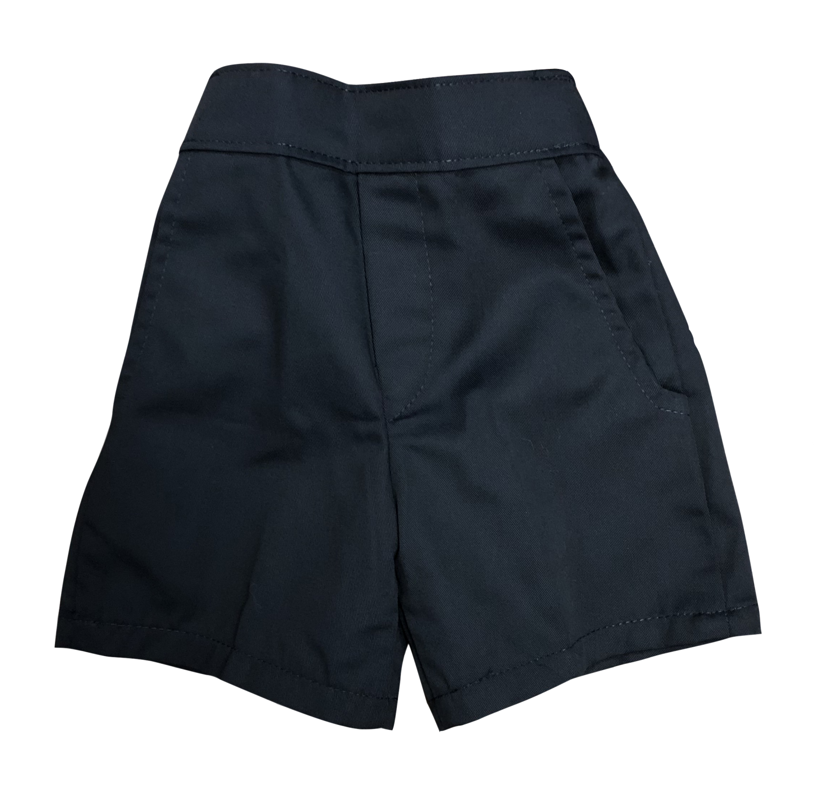 Pull-on Shorts - Navy