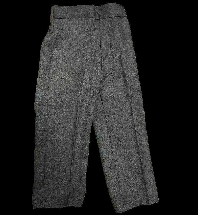 Pre-K Pull-on Pants - Flannel