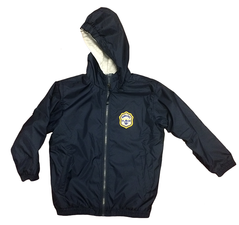 SCB Hooded Jacket