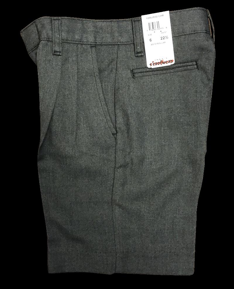 Shorts - Boys Husky - Flannel