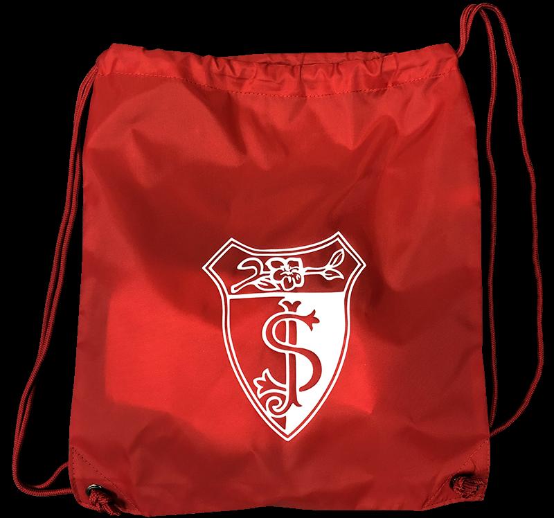 SJA PE Bag - Red