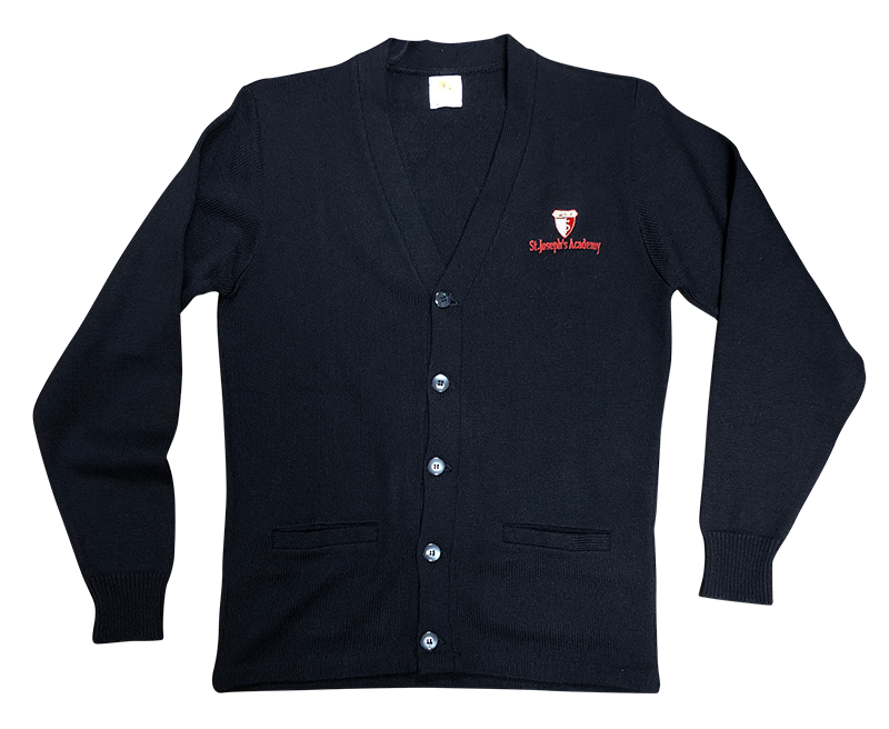 SJA Cardigan Sweater - Navy
