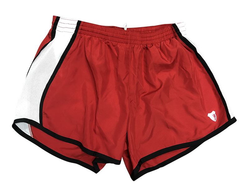 SJA Ladies Jr. Fit  Short - Red