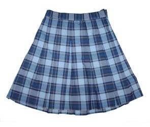 Skirt - Plaid 46