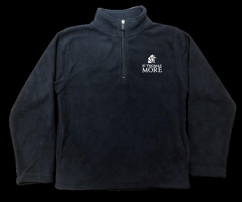 STM MicroFleece - Pullover - Navy