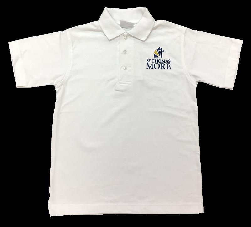 STM Knit - Jersey Short Sleeve - White