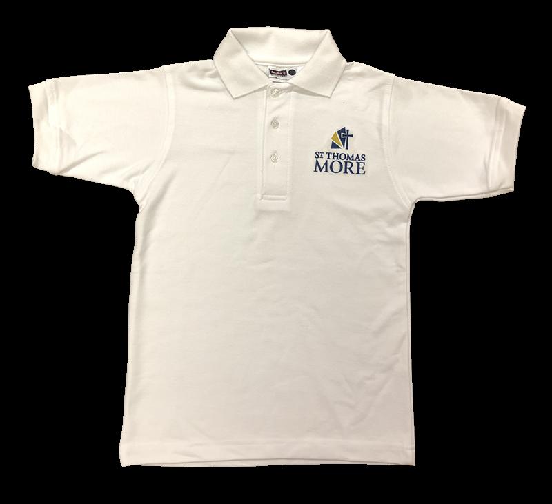 STM Knit - Pique Short Sleeve - White