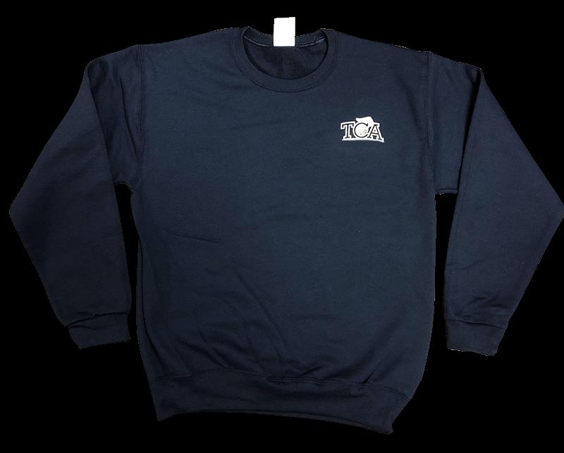 TCA Crew Sweatshirt - Navy
